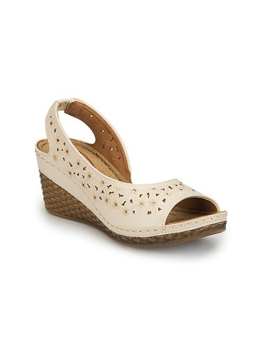 Polaris Ayakkabı Bej